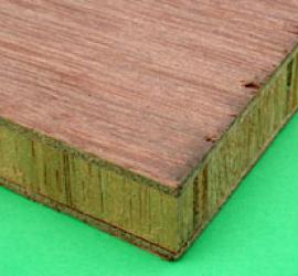 Blockboard 8' x 4'