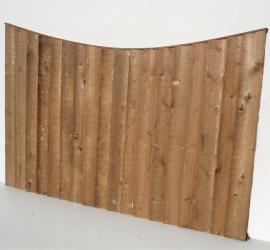 Concave Closeboarded