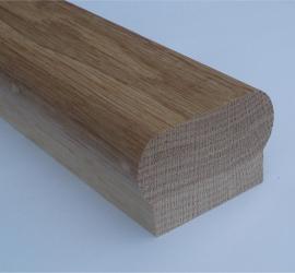 Oak Crown Handrail