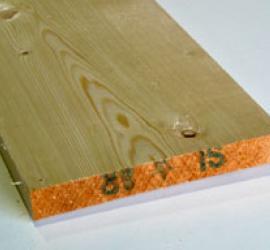 Square Edge Flooring - Contractors Grade