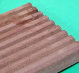 Hardwood Decking Untreated