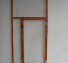 Aviary Doors