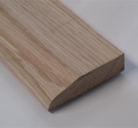 Oak Skirting 75mm