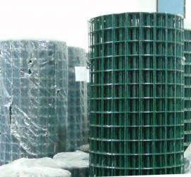 25 mtr Green P.V.C Coated Security Mesh